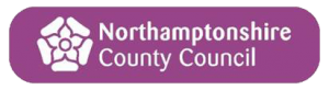 Northamptonshire Country Council Logo